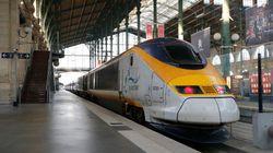 Le trafic Eurostar à repris après le décès d'une personne sur les
