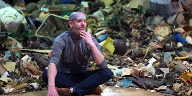 Eddie Platt, l'Anglais qui voulait nettoyer