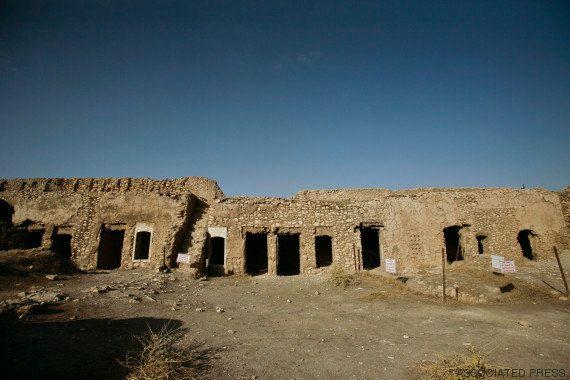 PHOTOS. Daech rase le monastère de Saint-Elie à Mossoul, le plus ancien