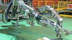 Ce robot va aller là où l'homme ne peut pas aller à