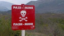 Mines antipersonnel: le combat contre les armes des lâches n'est pas encore