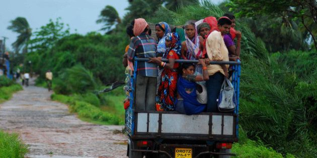 Cyclone Phailin: l'évacuation massive limite le nombre des morts en
