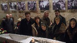 Nemtsov enterré à Moscou, des personnalités européennes