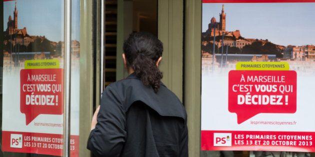 Primaires socialistes: place au vote dans cinq villes, les regards rivés sur Marseille, sous haute