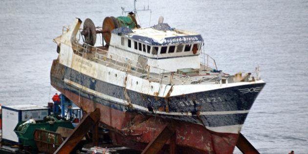 Bugaled Breizh: la justice confirme le non-lieu et rejette le recours des familles de