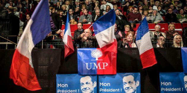 Nicolas Sarkozy bichonne les militants UMP, la preuve pas