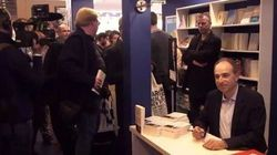 VIDEO. Moment de solitude pour Jean-François Copé au Salon du