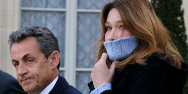 Nicolas Sarkozy et Carla Bruni reçus par le pape François dans la plus grande