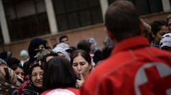 Syrie: sept membres de la Croix Rouge