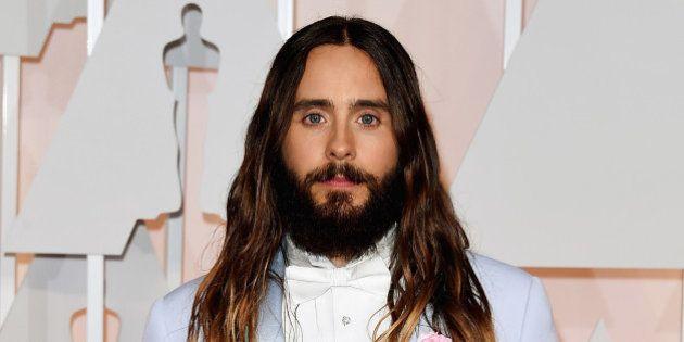 PHOTOS. Cheveux et barbe, Jared Leto a radicalement changé de