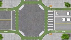 Cette intersection est simplement