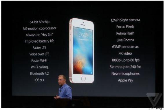 PHOTOS. iPhone SE: prix, date de sortie et toutes les caractéristiques du smartphone low cost