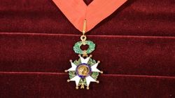 Un résistant reçoit la Légion d'honneur grâce à l'abnégation d'un