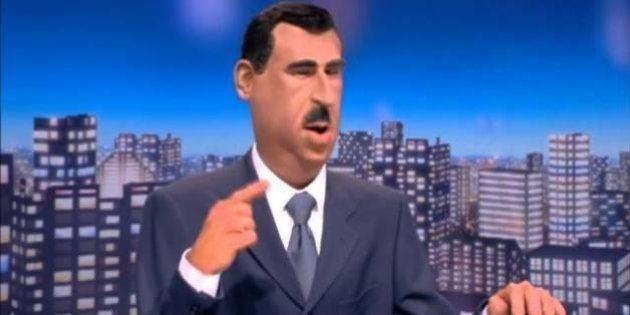 Nobel de la paix: Bachar el-Assad estime (en plaisantant) qu'il aurait dû lui