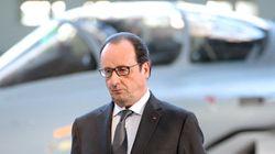 Hollande et le Rafale invités d'honneur en