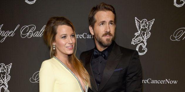 PHOTO. Blake Lively et Ryan Reynolds: une première image de leur bébé