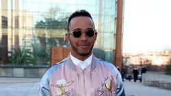 En termes d'accoutrement, Lewis Hamilton surclasse largement Lionel