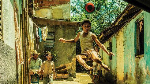 PHOTO. Première image du biopic sur Pelé