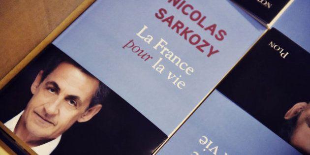 35H, ISF, campagne de 2012... dans son livre, Sarkozy fait son mea