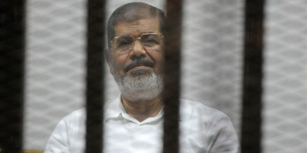 Mohamed Morsi, l'ancien président d'Égypte, condamné à la peine de