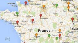 Après Tours et Paris, Dieudonné interdit à