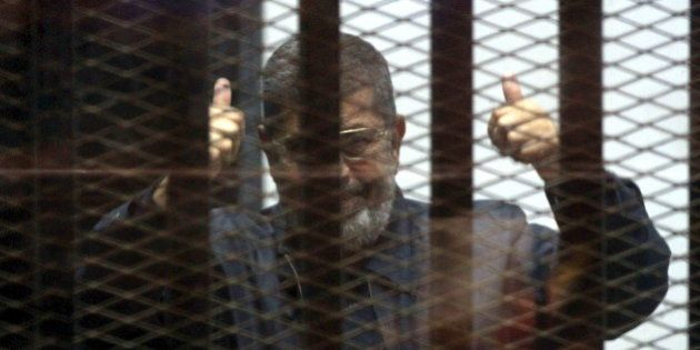 Mohamed Morsi, président égyptien
