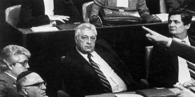 Mort d'Ariel Sharon : les dates clés du parcours de l'ex-Premier ministre