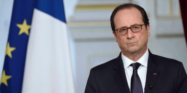 Départementales 2015 : François Hollande veut