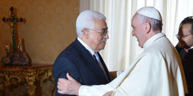 Le pape François à Mahmoud Abbas: