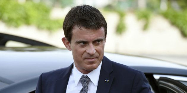 Quotas de migrants: Manuel Valls se dit contre l'instauration du principe en