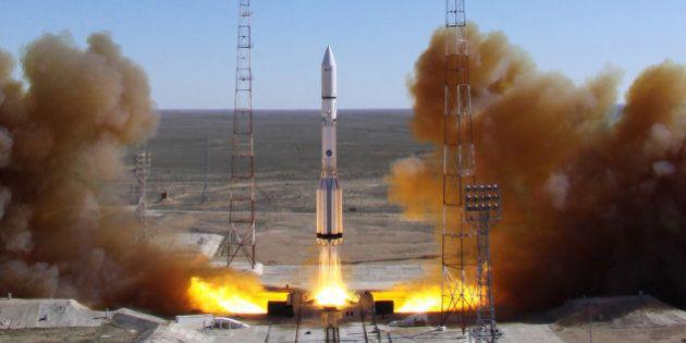 Espace: série noire pour la Russie avec deux nouveaux échecs deux semaines après la perte d'un cargo