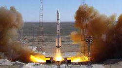 Cargo détruit, satellite perdu... série noire pour le programme spatial