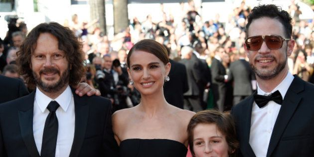 PHOTOS. La montée des marches du Festival de Cannes 2015 avec Natalie Portman, Matthew