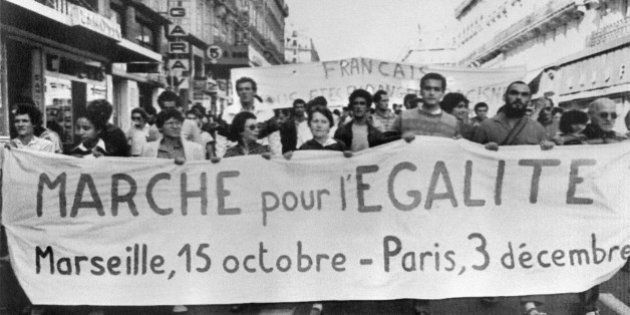 Marche des beurs: 30 ans plus tard, un déluge de commémorations pour la faire