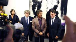 Mais que faisait Sylvester Stallone à Nice avec Christian