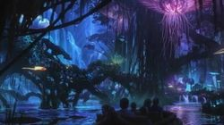 Un premier aperçu du parc d'attractions