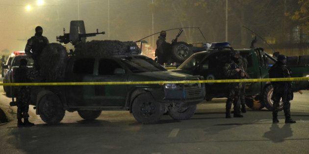 Un attentat en Afghanistan contre le centre culturel français de Kaboul fait au moins 7