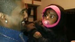 Elle rencontre le jumeau de son père pour la première