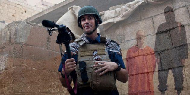 L'État islamique essaierait de vendre le corps de James Foley, décapité au mois d'août, pour 1 million...