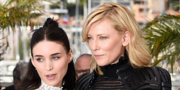 Cate Blanchett: à Cannes, elle réaffirme avoir eu des relations avec des femmes