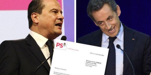 Jean-Christophe Cambadélis écrit à Nicolas Sarkozy pour lui proposer un débat