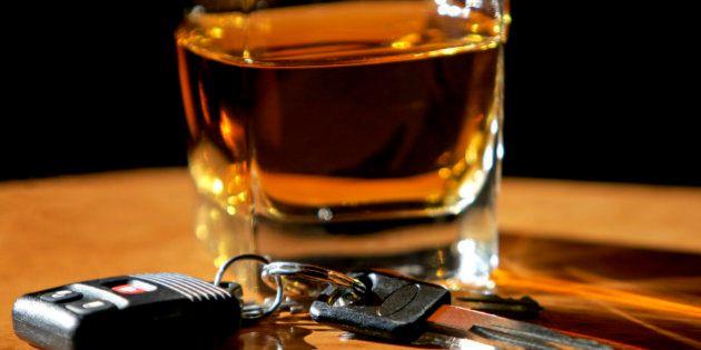 Alcool au volant: près d'un Français sur trois a déjà conduit après avoir (trop)