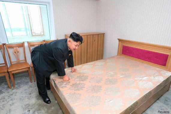 Cette photo de Kim Jong-Un a bien fait rire les
