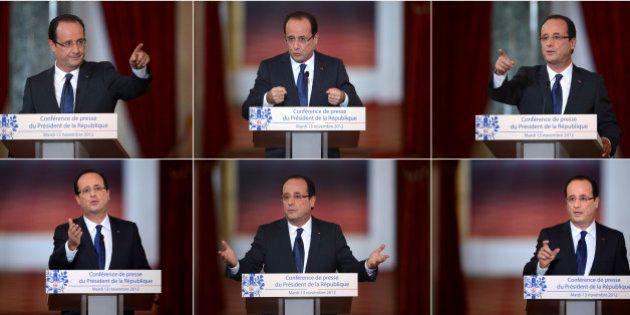 Conférence de presse de Hollande : les questions (non-people) auxquelles il n'échappera
