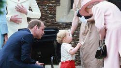 Le surnom que donne le prince George à son arrière grand-mère la