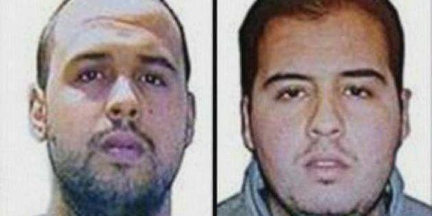 Les frères El Bakraoui, proches de Salah Abdeslam, identifiés parmi les kamikazes des attentats de