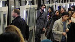 Après une grosse pagaille, le trafic sur la ligne 1 du métro parisien