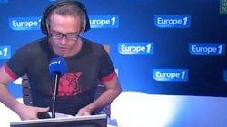 Le remplaçant de Julien Lepers s'exprime pour la première
