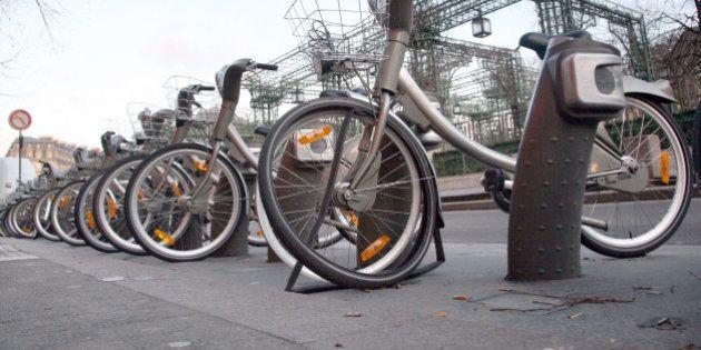 Le coût d'un vélo en libre-service peut atteindre 4000 euros par an (c'est plus qu'une voiture