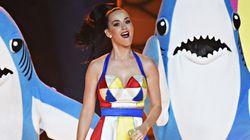 Elle commercialise les costumes de requin du Super